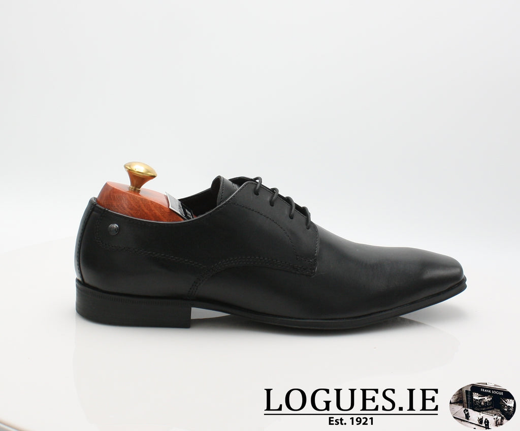 TYNE BASE LONDON SS18-Mens-base london ltd-BLACK WAXY-41 = 7 UK-Logues Shoes