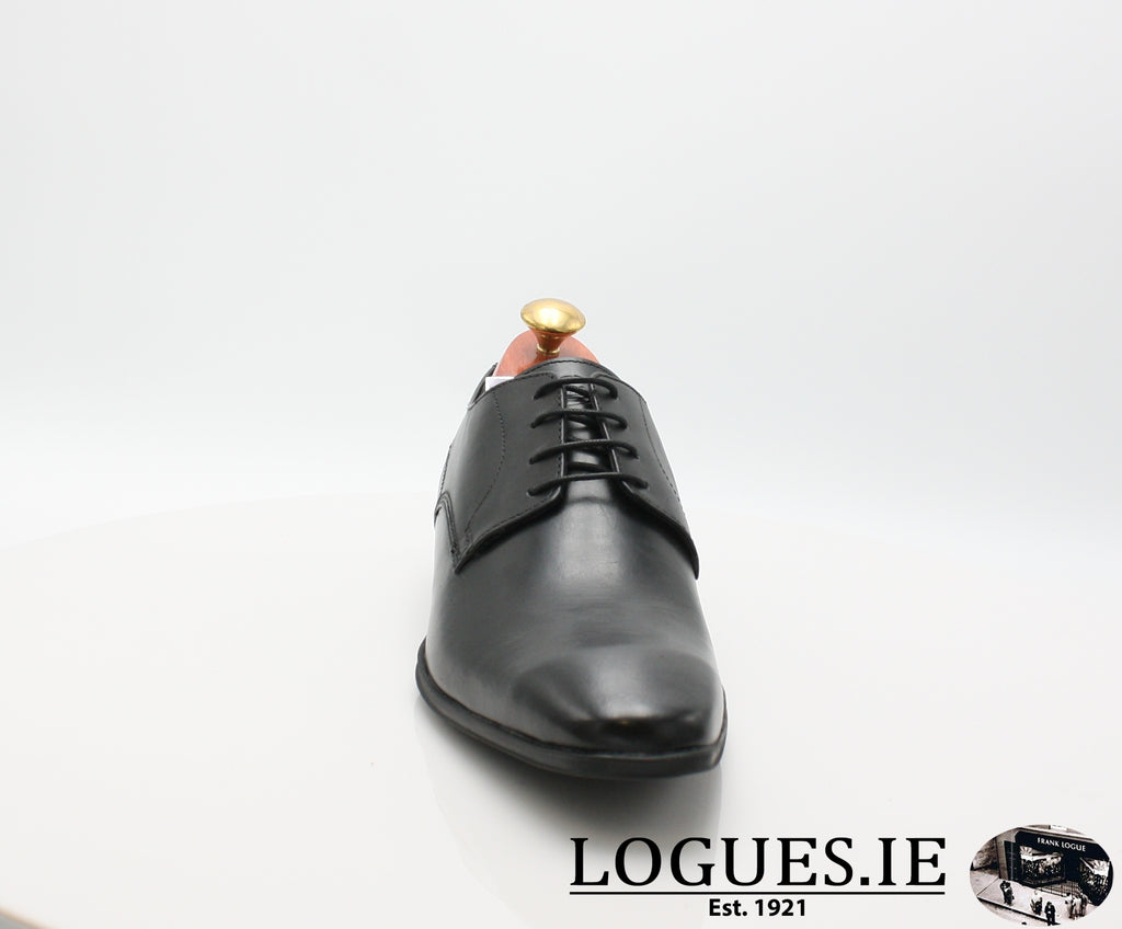 TYNE BASE LONDON SS18-Mens-base london ltd-BLACK WAXY-40 = 6.5 UK-Logues Shoes