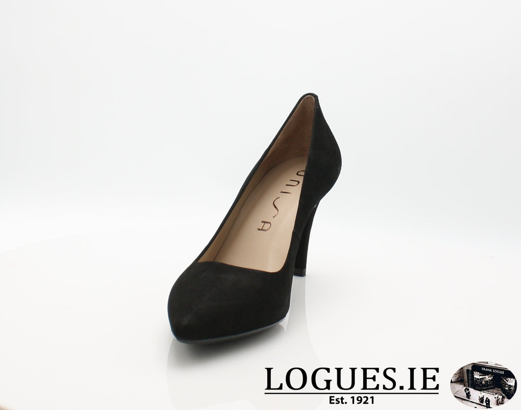 TOLA UNISA AW18-Ladies-UNISA-BLACK KID-36 = 3 UK-Logues Shoes