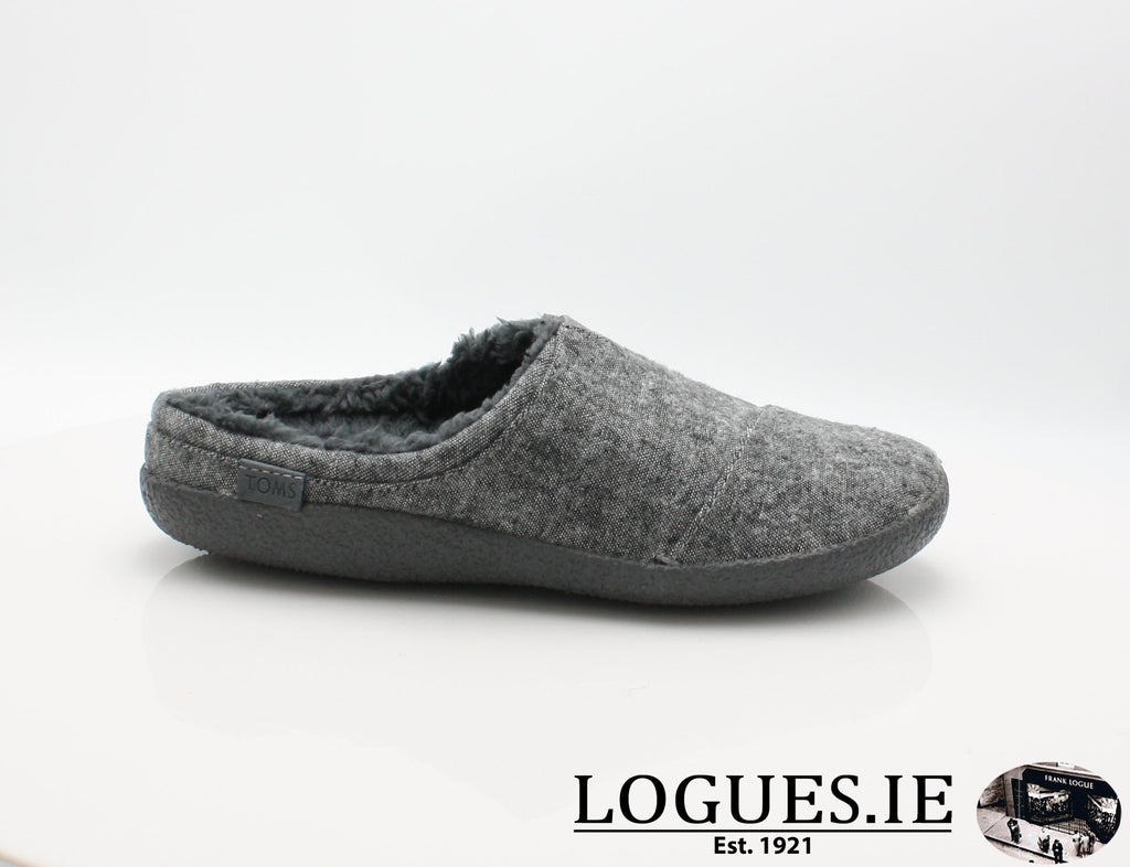 BERKLY TOMS-Mens-TOMS SHOES-GREY SLUB-6 UK - 7 US - 40 EU-Logues Shoes