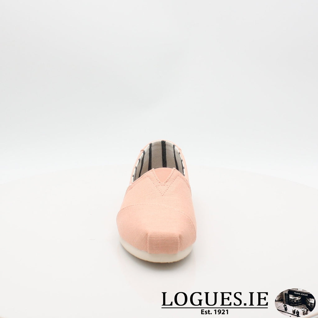 10013519 ALPARGATA TOMS S19LadiesLogues Shoes