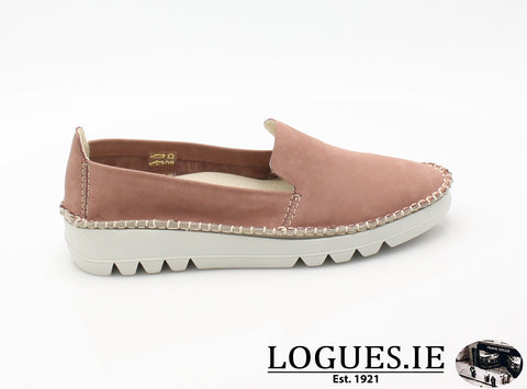 TRENT SS18 FLEX & GOLadiesLogues ShoesOLD PINK / 36 = 3 UK
