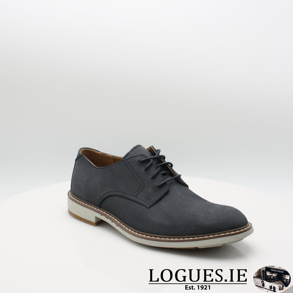 Un Elott Lace CLARKS, Mens, Clarks, Logues Shoes - Logues Shoes.ie Since 1921, Galway City, Ireland.