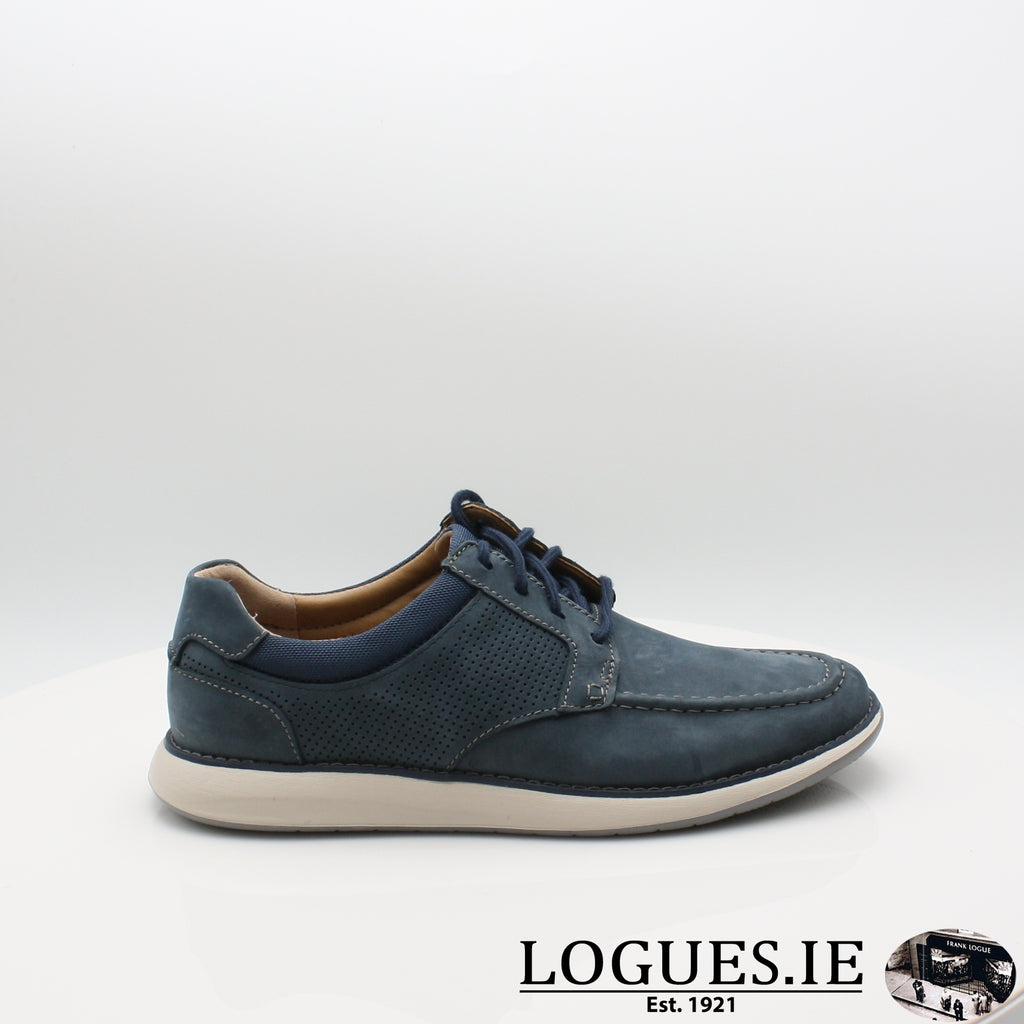 Un Pilot Tie  CLARKS, Mens, Clarks, Logues Shoes - Logues Shoes.ie Since 1921, Galway City, Ireland.
