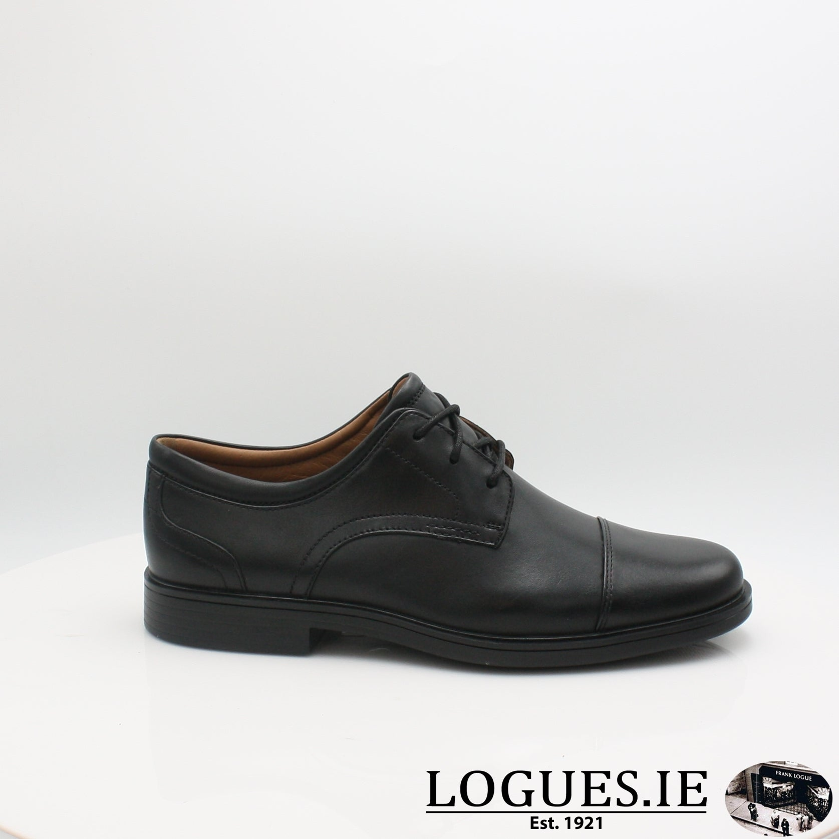 prometedor Antemano Ridículo  Un Aldric Cap CLARKS EX WIDE | Free Irish Shipping | Logues Shoes