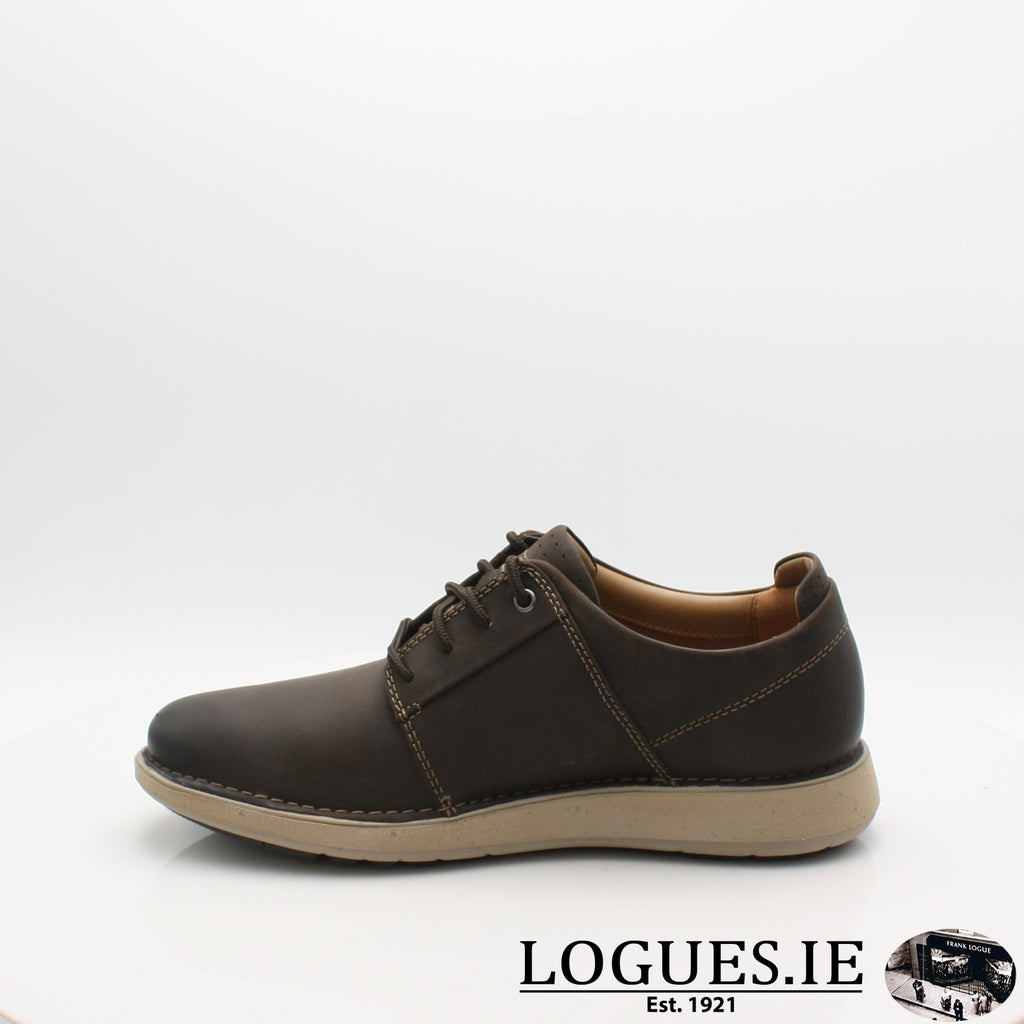 CLA Un Larvik Lace, Mens, Clarks, Logues Shoes - Logues Shoes.ie Since 1921, Galway City, Ireland.