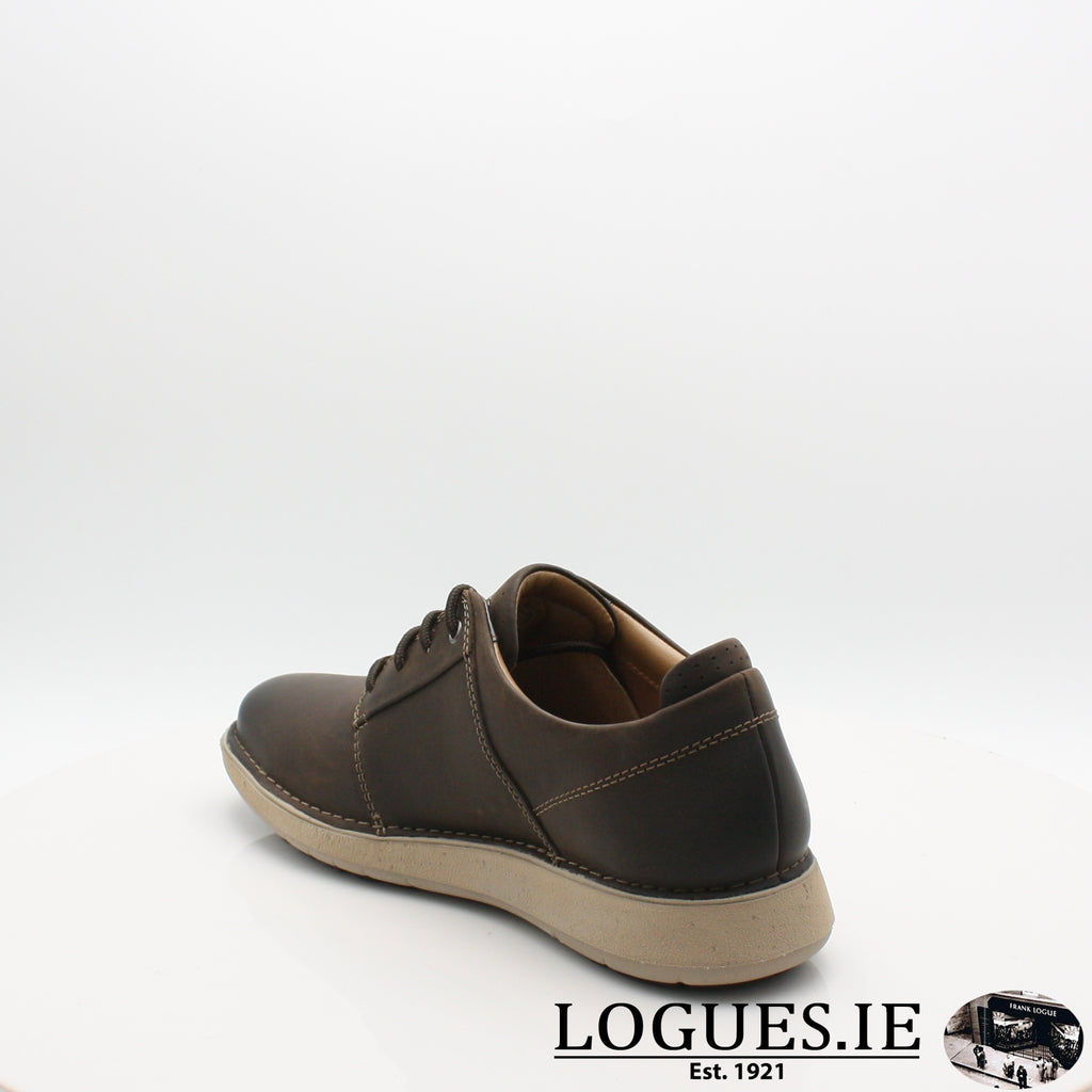 Un Larvik Lace  CLARKS, Mens, Clarks, Logues Shoes - Logues Shoes.ie Since 1921, Galway City, Ireland.