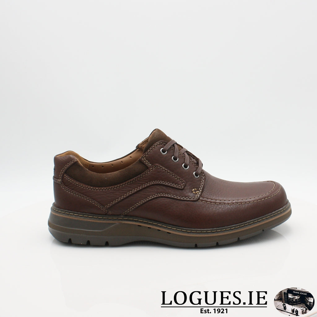 Un Ramble Lace CLARKS 19, Mens, Clarks, Logues Shoes - Logues Shoes.ie Since 1921, Galway City, Ireland.