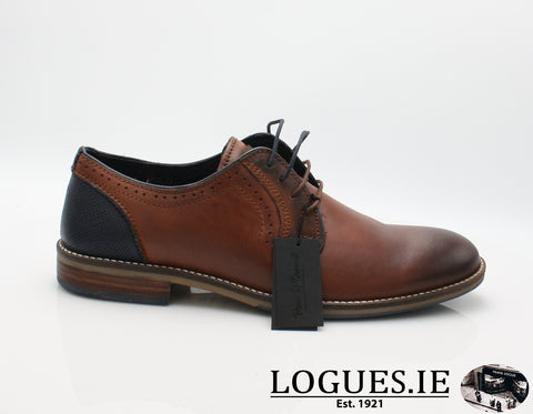 UTAH POD A/W18MensLogues ShoesBROWN/NAVY / 41 = 7 UK