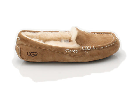 UGGS ANSLEY 3312LadiesLogues ShoesCHESNUT / 36EU 3.5 UK 5US