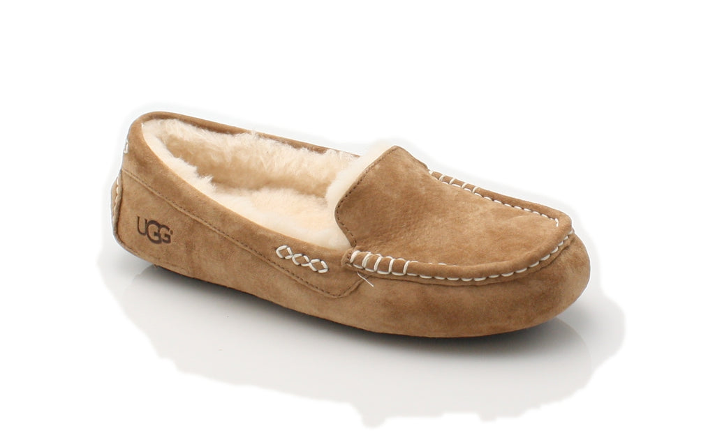 UGGS ANSLEY 3312-Ladies-UGGS FOOTWEAR-CHESNUT-36EU = 3 IRL==3.5 UK 5US-Logues Shoes