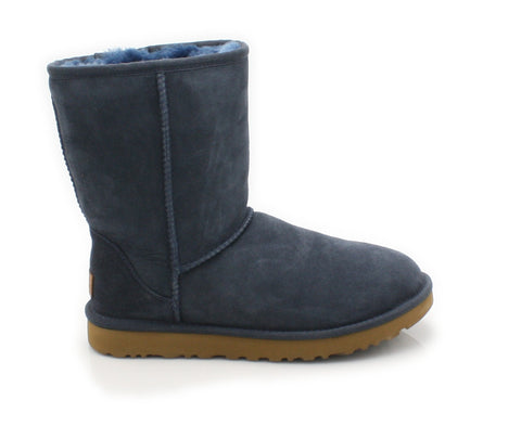 UGGS WMS  CLASSIC  SHORT 5825LadiesLogues ShoesNAVY / 42 EU 9.5 uk 11 us