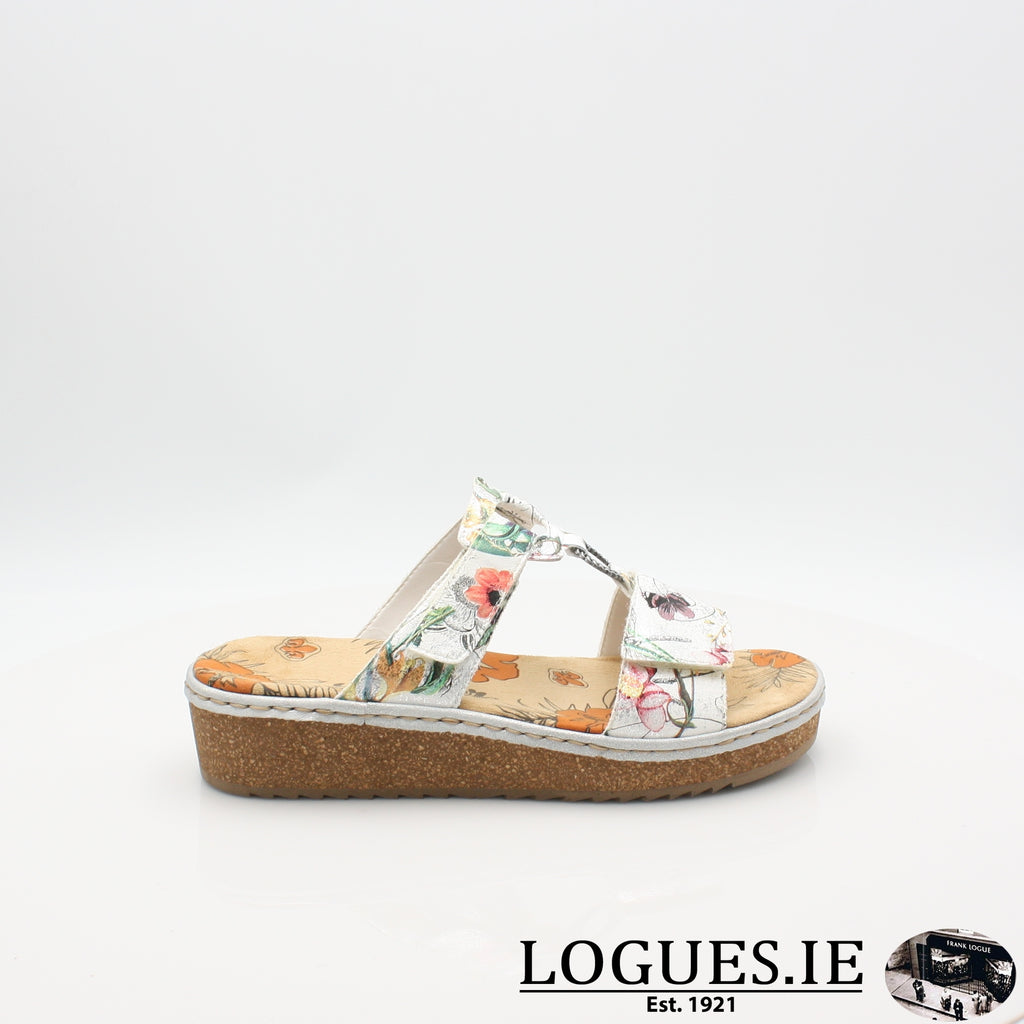 V03P9 RIEKER 19LadiesLogues Shoesmulti 90 / 36