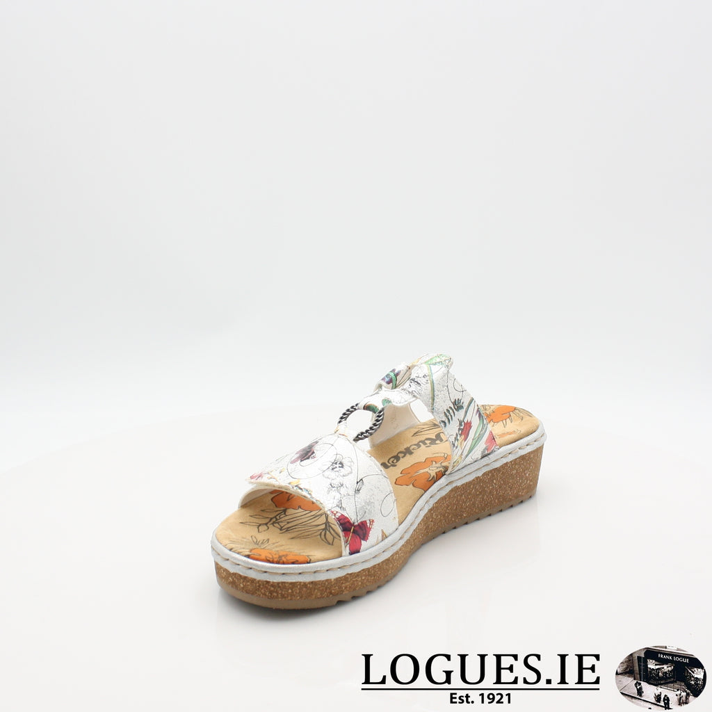 V03P9 RIEKER 19LadiesLogues Shoesmulti 90 / 38
