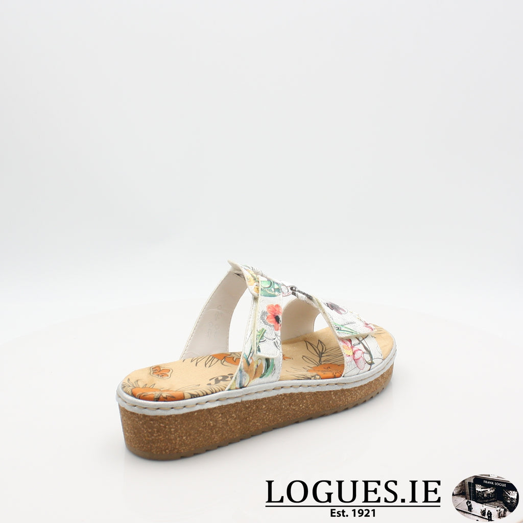 V03P9 RIEKER 19LadiesLogues Shoesmulti 90 / 42