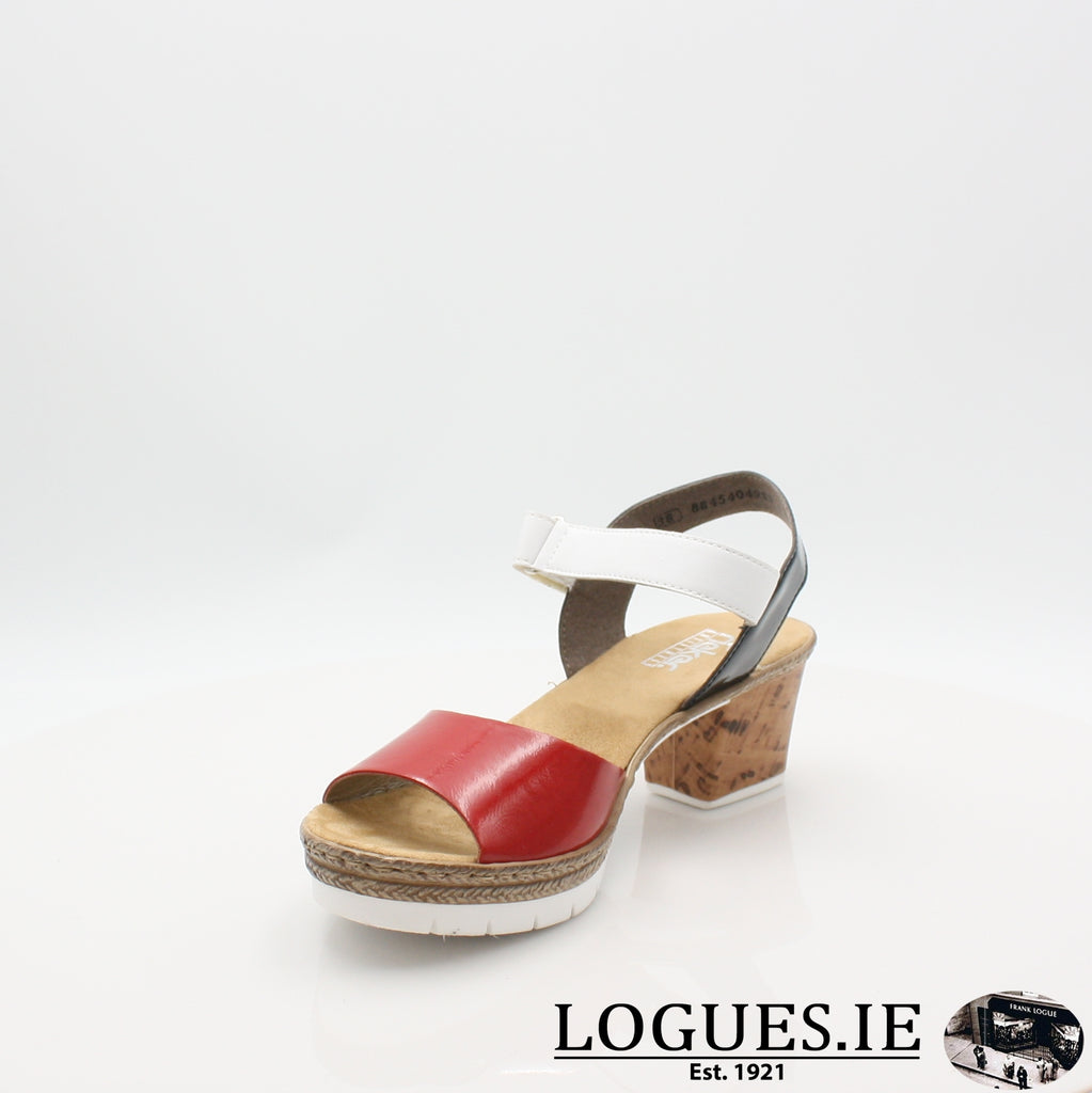 V2953 Rieker 20, Ladies, RIEKIER SHOES, Logues Shoes - Logues Shoes.ie Since 1921, Galway City, Ireland.