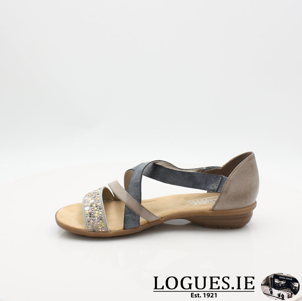 V3405 RIEKER 20, Ladies, RIEKIER SHOES, Logues Shoes - Logues Shoes.ie Since 1921, Galway City, Ireland.