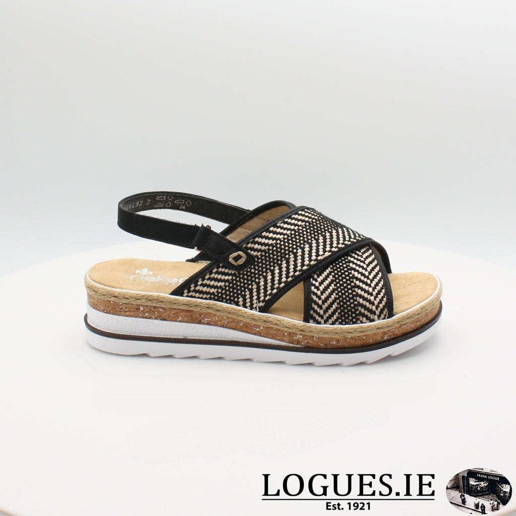 V7967 Rieker 20, Ladies, RIEKIER SHOES, Logues Shoes - Logues Shoes.ie Since 1921, Galway City, Ireland.