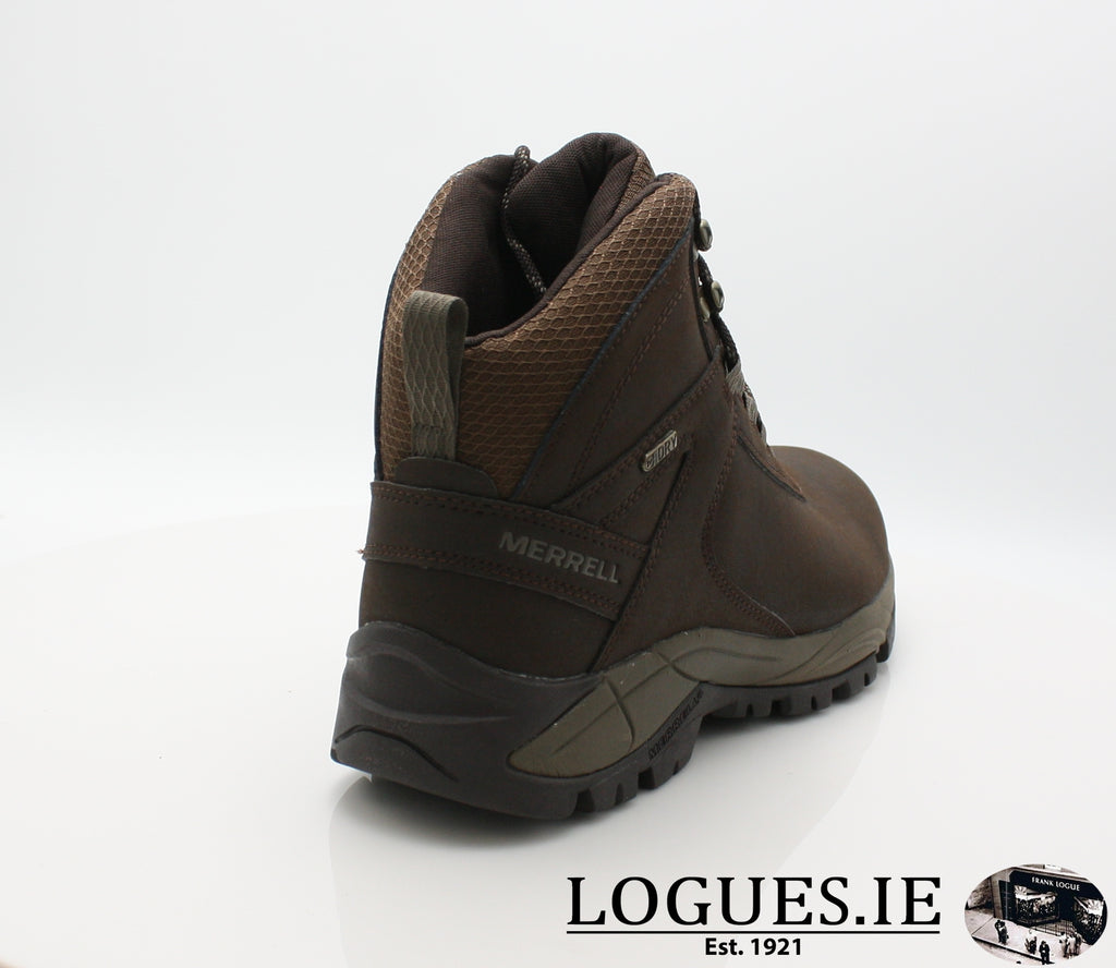 J311539C VEGO MID LTR WP-Mens-Merrell shoes-ESPRESSO-48 = 13 UK-Logues Shoes