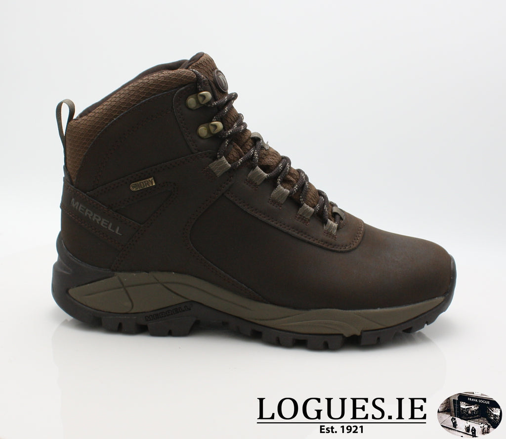 J311539C VEGO MID LTR WP-Mens-Merrell shoes-ESPRESSO-41 = 7 UK-Logues Shoes