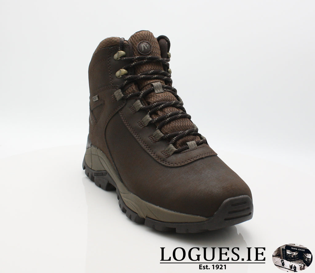 J311539C VEGO MID LTR WP-Mens-Merrell shoes-ESPRESSO-42 = 8 UK-Logues Shoes