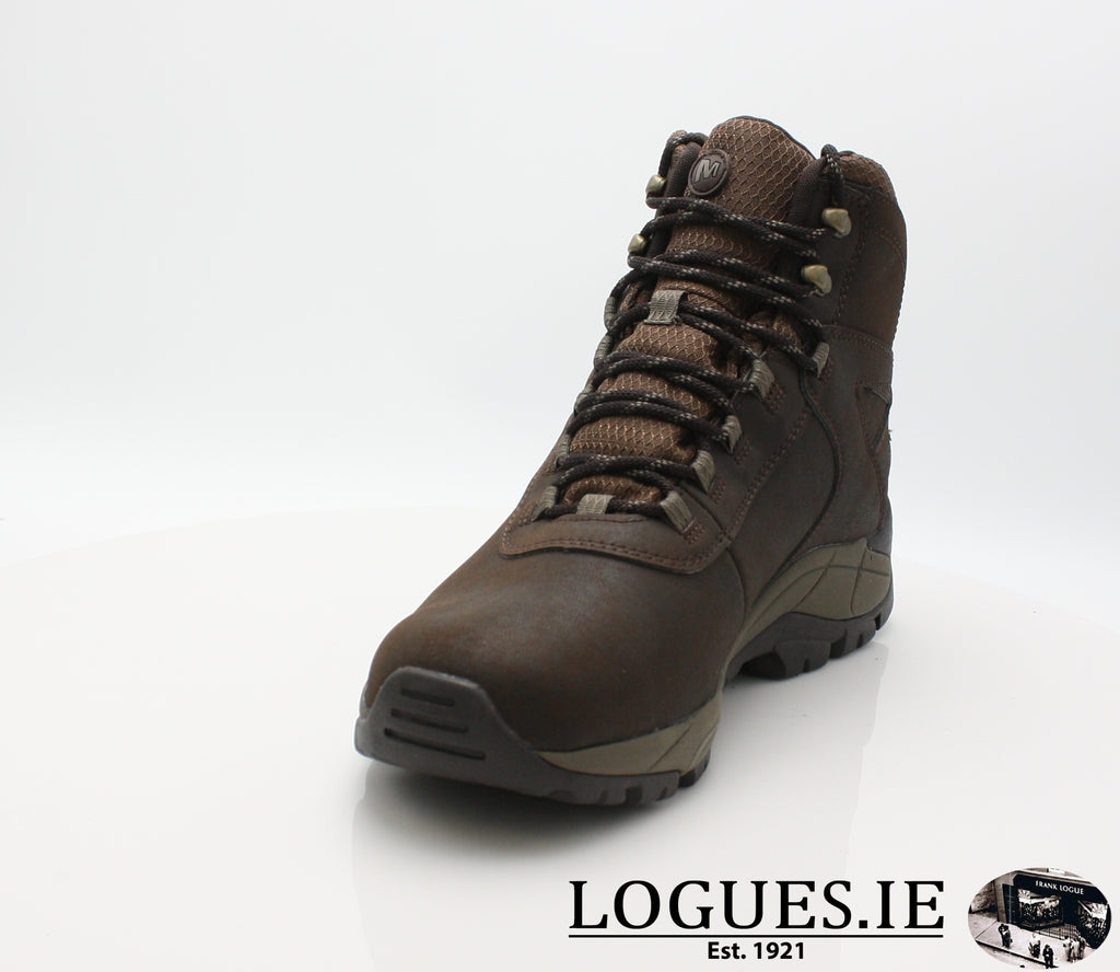 J311539C VEGO MID LTR WP-Mens-Merrell shoes-ESPRESSO-44 = 9.5/10 UK-Logues Shoes