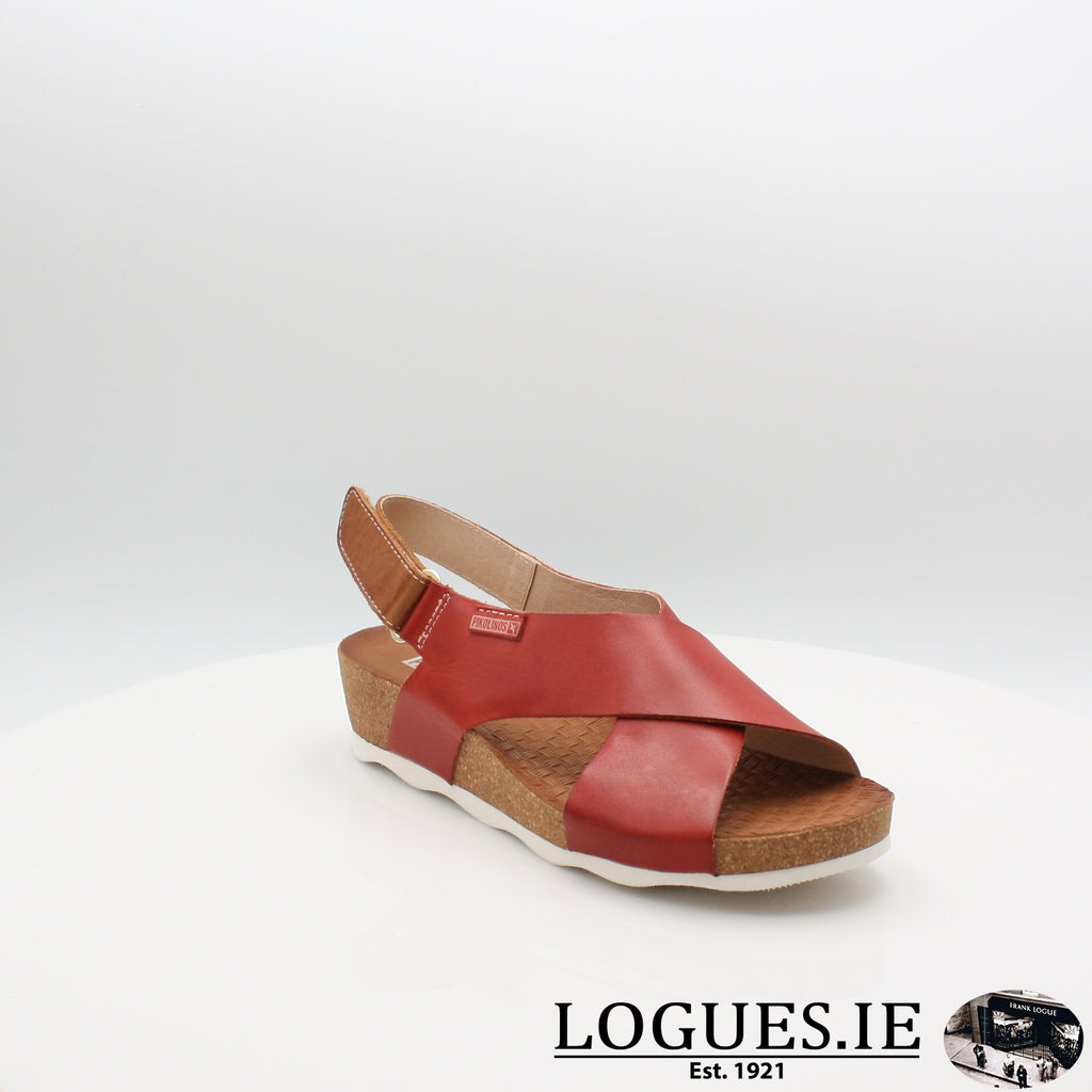 MAHON W9E-0912 PIKOLINOS 20, Ladies, PIKOLINOS, Logues Shoes - Logues Shoes.ie Since 1921, Galway City, Ireland.