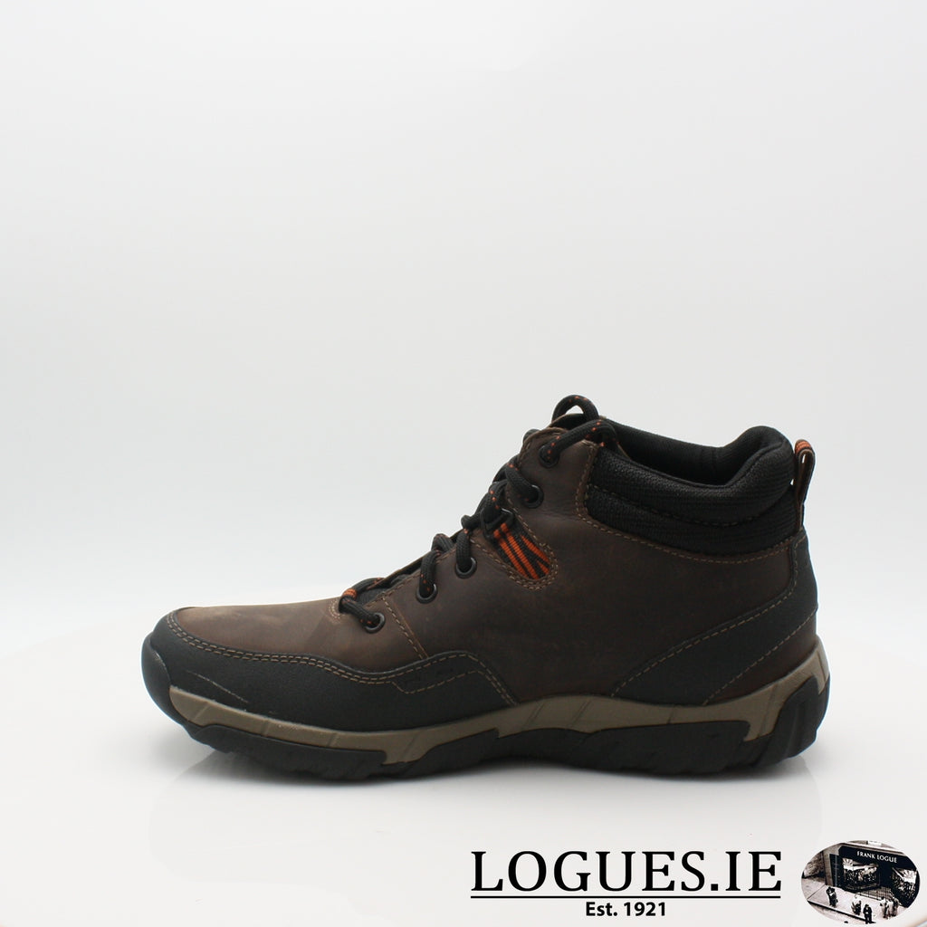 Walbeck Top II  CLARKS, Mens, Clarks, Logues Shoes - Logues Shoes.ie Since 1921, Galway City, Ireland.