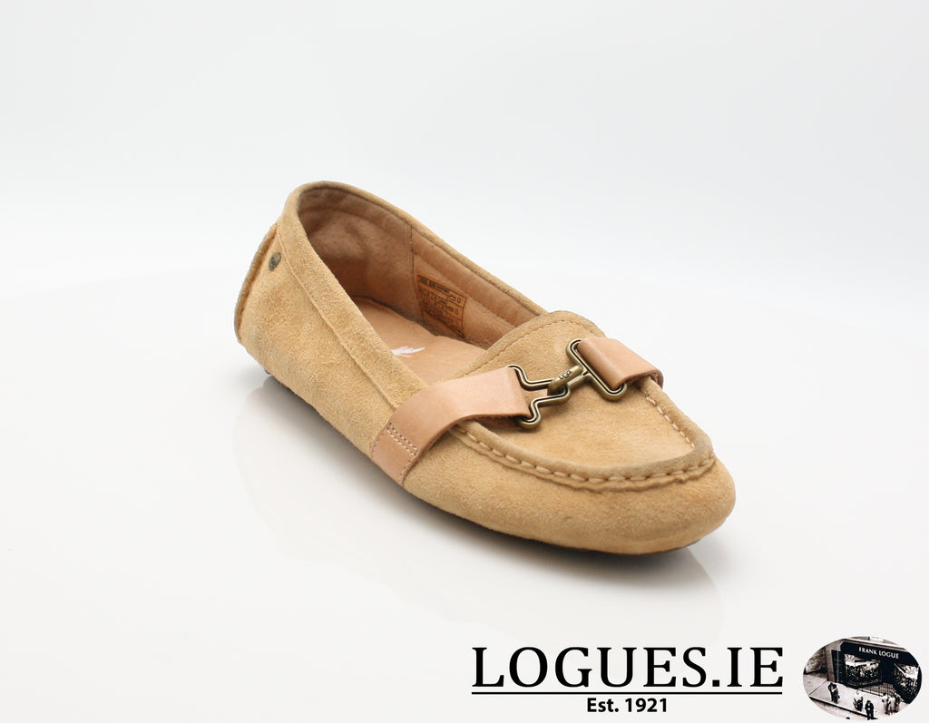 UGGS AVEN S/S 16LadiesLogues ShoesTAWNY / 6
