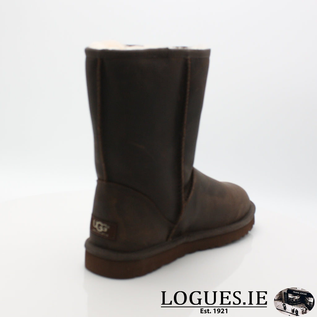UGGS W CLASSIC SHORT 1005093LadiesLogues ShoesBLACK / US 10 -= 8.5 uk