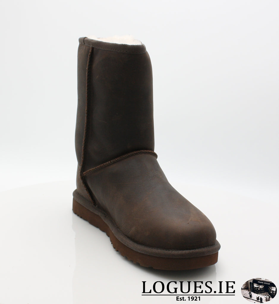 UGGS W CLASSIC SHORT 1005093LadiesLogues ShoesBLACK / US 8