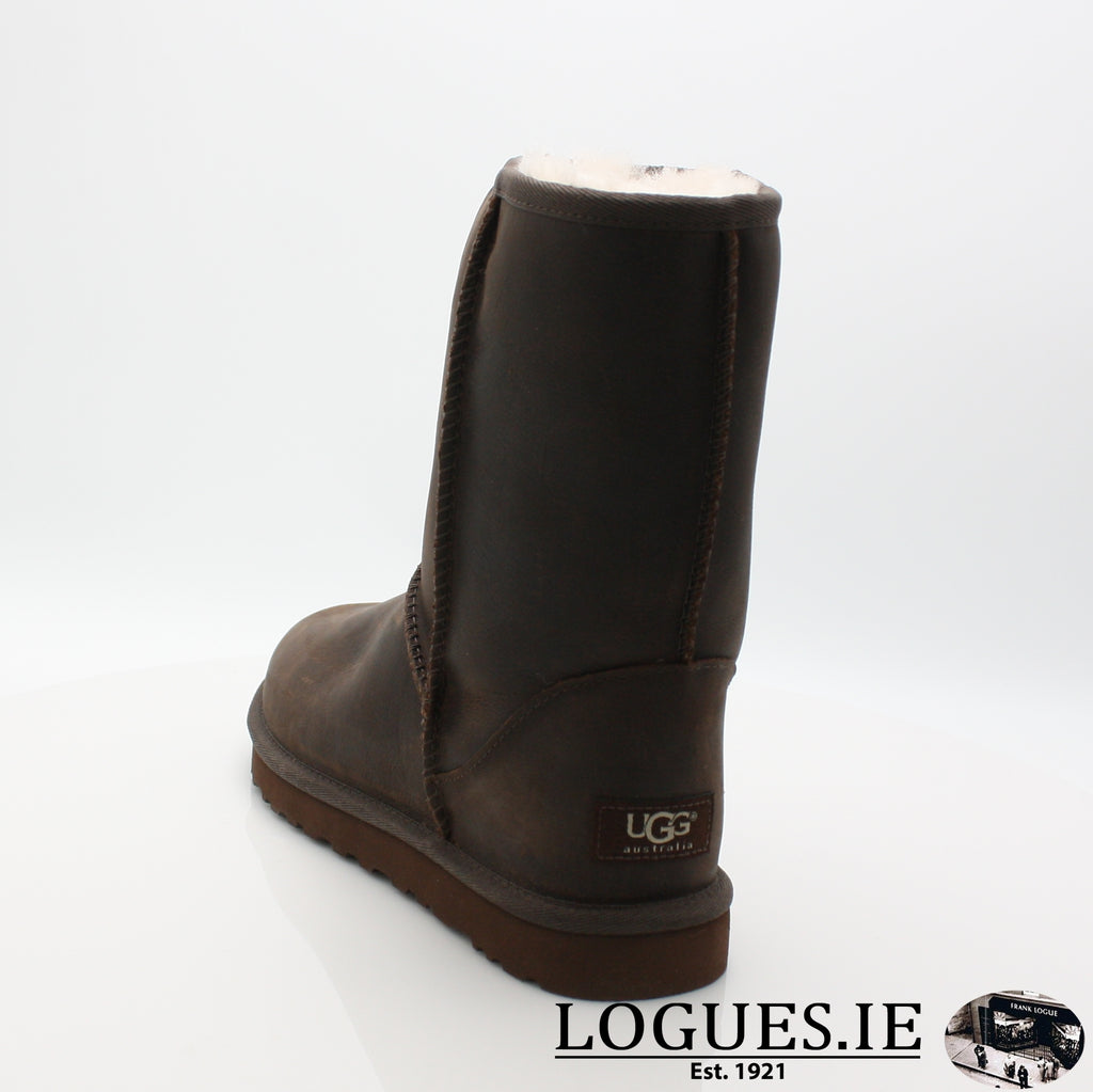UGGS W CLASSIC SHORT 1005093LadiesLogues ShoesBLACK / US 9 = 7.5 uk