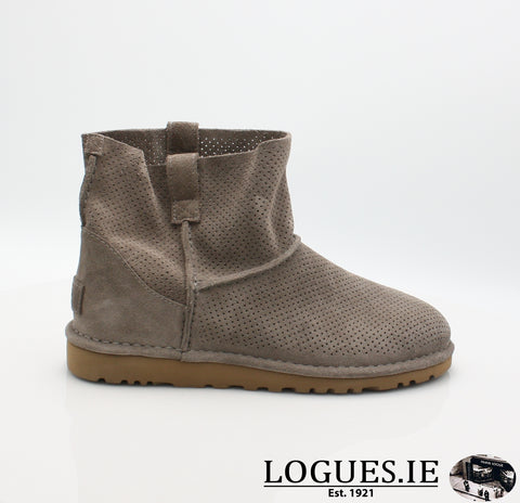 UGGS MINI PREF CLASSIC 1016852LadiesLogues ShoesMOLE / 5 US =3.5 UK