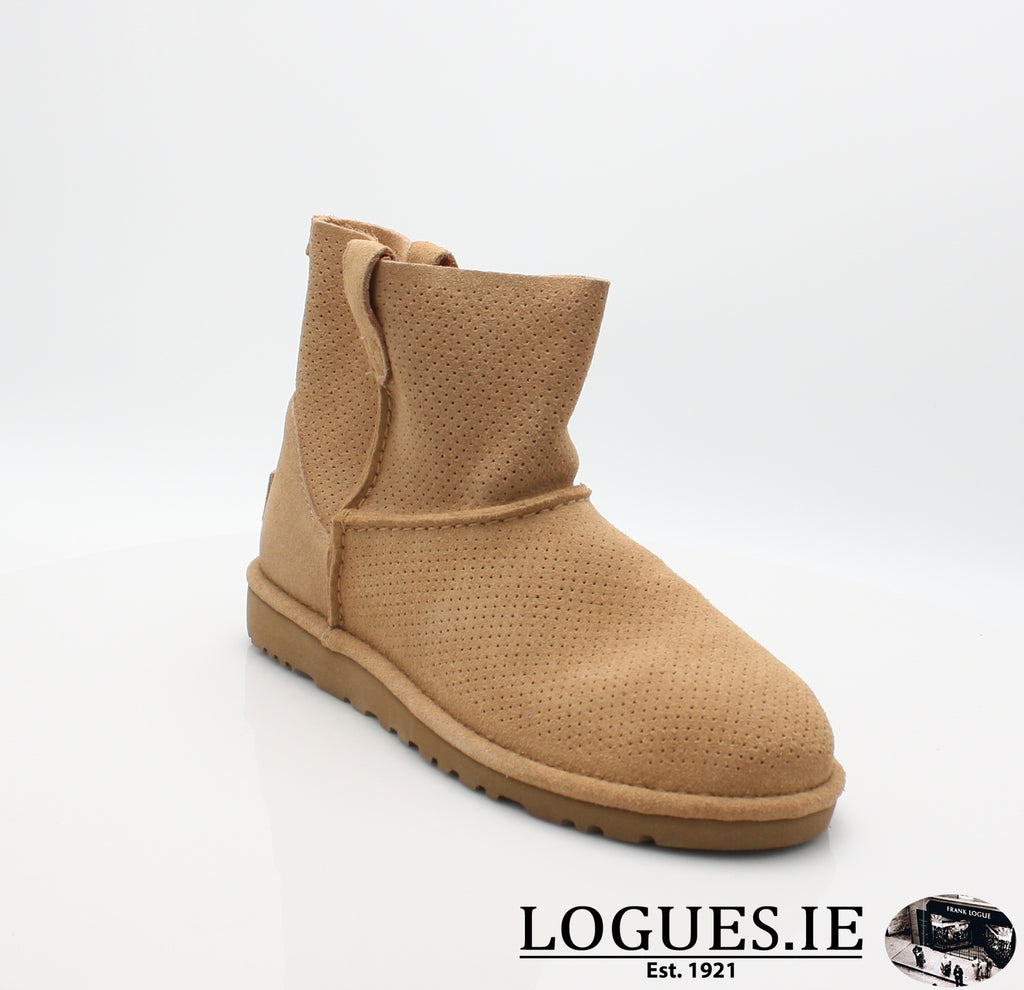 UGGS MINI PREF CLASSIC 1016852-SALE-UGGS FOOTWEAR-TAWNY-6 US - 4.5 UK-Logues Shoes