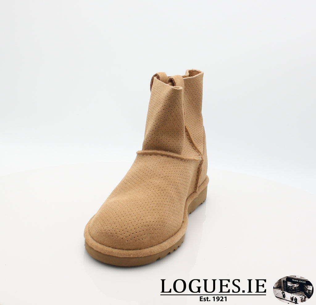 UGGS MINI PREF CLASSIC 1016852-SALE-UGGS FOOTWEAR-TAWNY-7 US = 5.5 UK-Logues Shoes