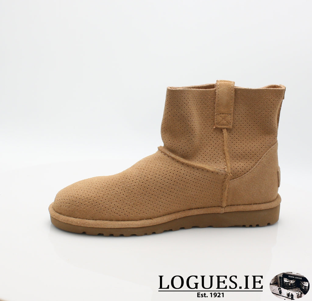 UGGS MINI PREF CLASSIC 1016852-SALE-UGGS FOOTWEAR-TAWNY-8 US = 6.5 UK-Logues Shoes