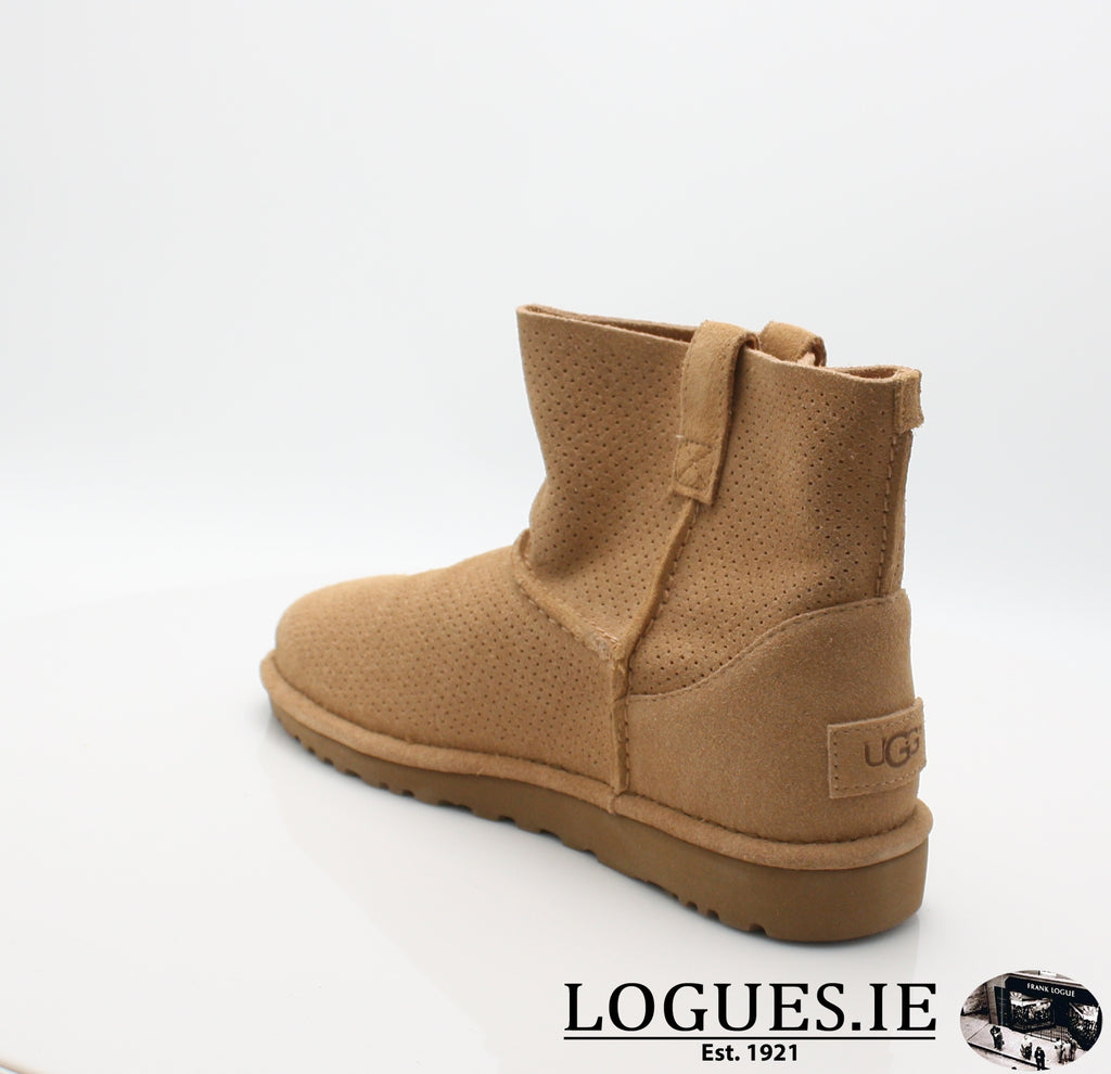 UGGS MINI PREF CLASSIC 1016852-SALE-UGGS FOOTWEAR-TAWNY-9 US = 7.5 UK-Logues Shoes