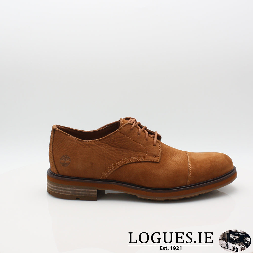 WINDBUCKS CAP TOE OX 19MensLogues ShoesRUST FULL GRAIN / 6 UK -39 EU- 7 US