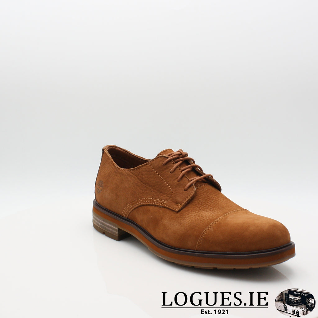 WINDBUCKS CAP TOE OX 19MensLogues ShoesRUST FULL GRAIN / 6.5UK -40 EU -7.5 US