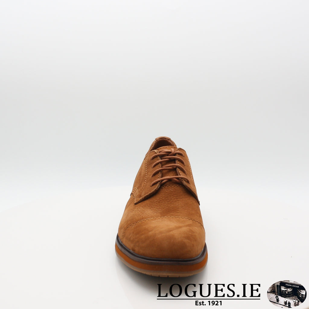 WINDBUCKS CAP TOE OX 19MensLogues ShoesRUST FULL GRAIN / 7 UK - 41 EU -8 US