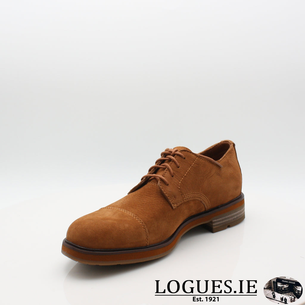 WINDBUCKS CAP TOE OX 19MensLogues ShoesRUST FULL GRAIN / 7.5 UK - 41.5 EU - 8.5 US
