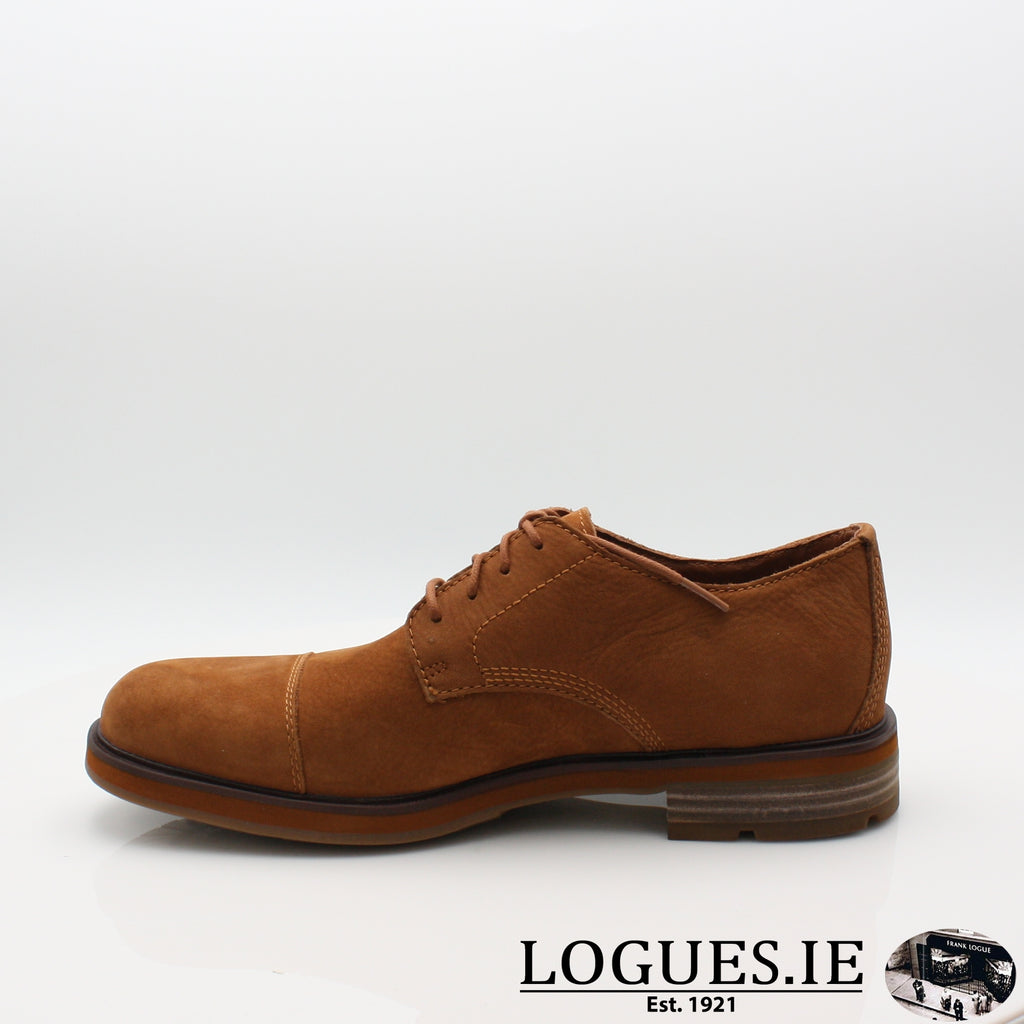 WINDBUCKS CAP TOE OX 19MensLogues ShoesRUST FULL GRAIN / 8 UK - 42 EU -9 US