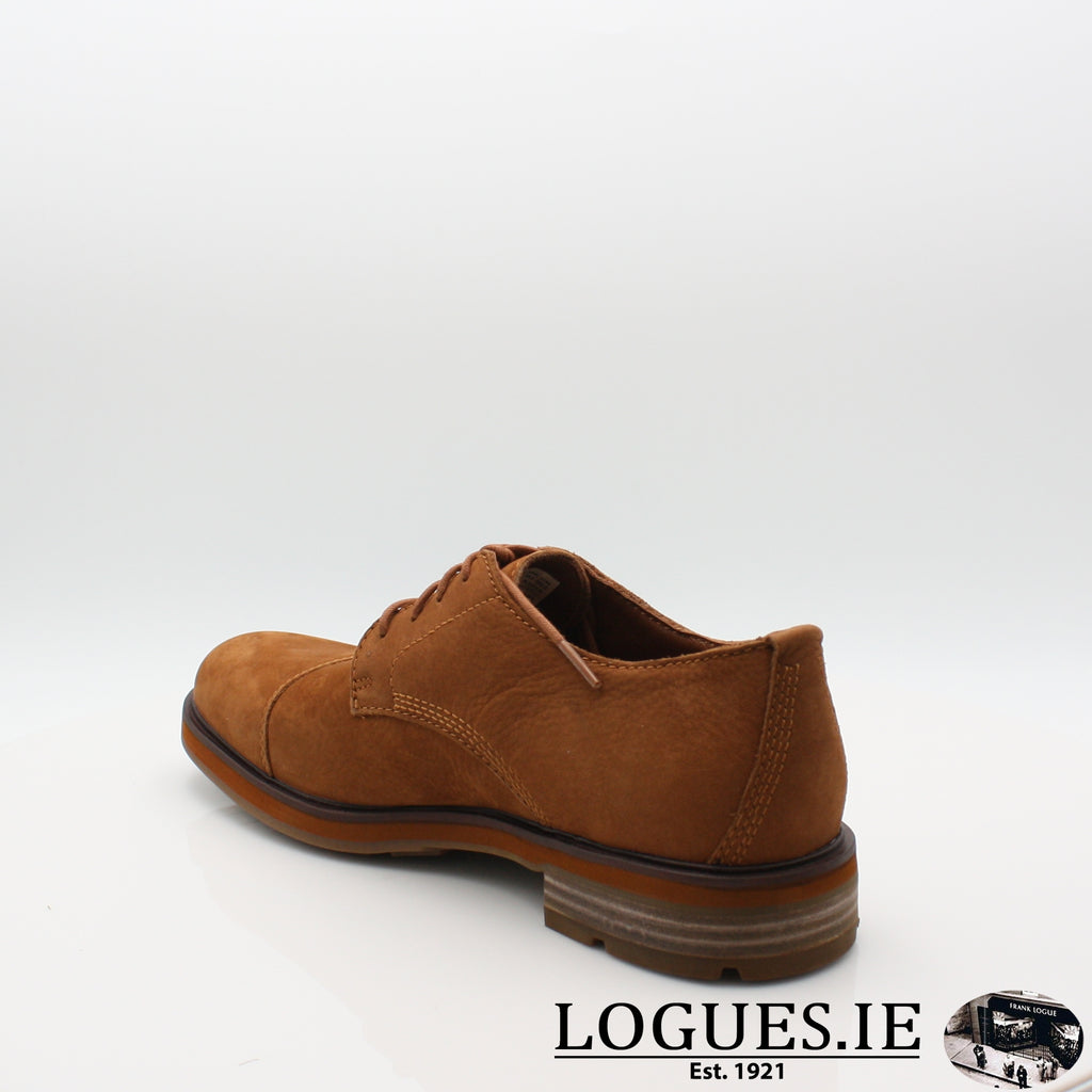 WINDBUCKS CAP TOE OX 19MensLogues ShoesRUST FULL GRAIN / 8.5 UK - 42.5 EU 9.5 US