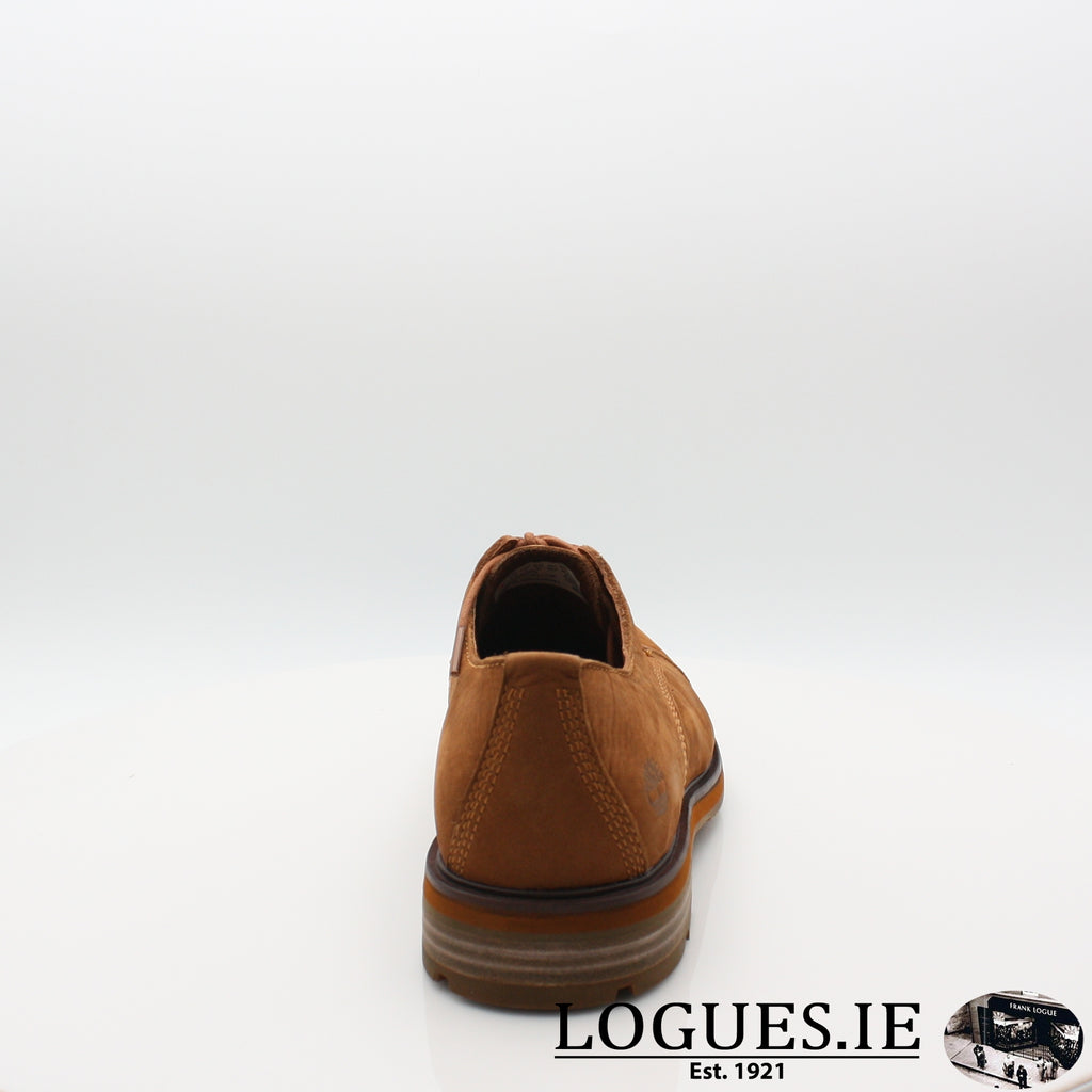 WINDBUCKS CAP TOE OX 19MensLogues ShoesRUST FULL GRAIN / 9 UK - 43 EU -10 US