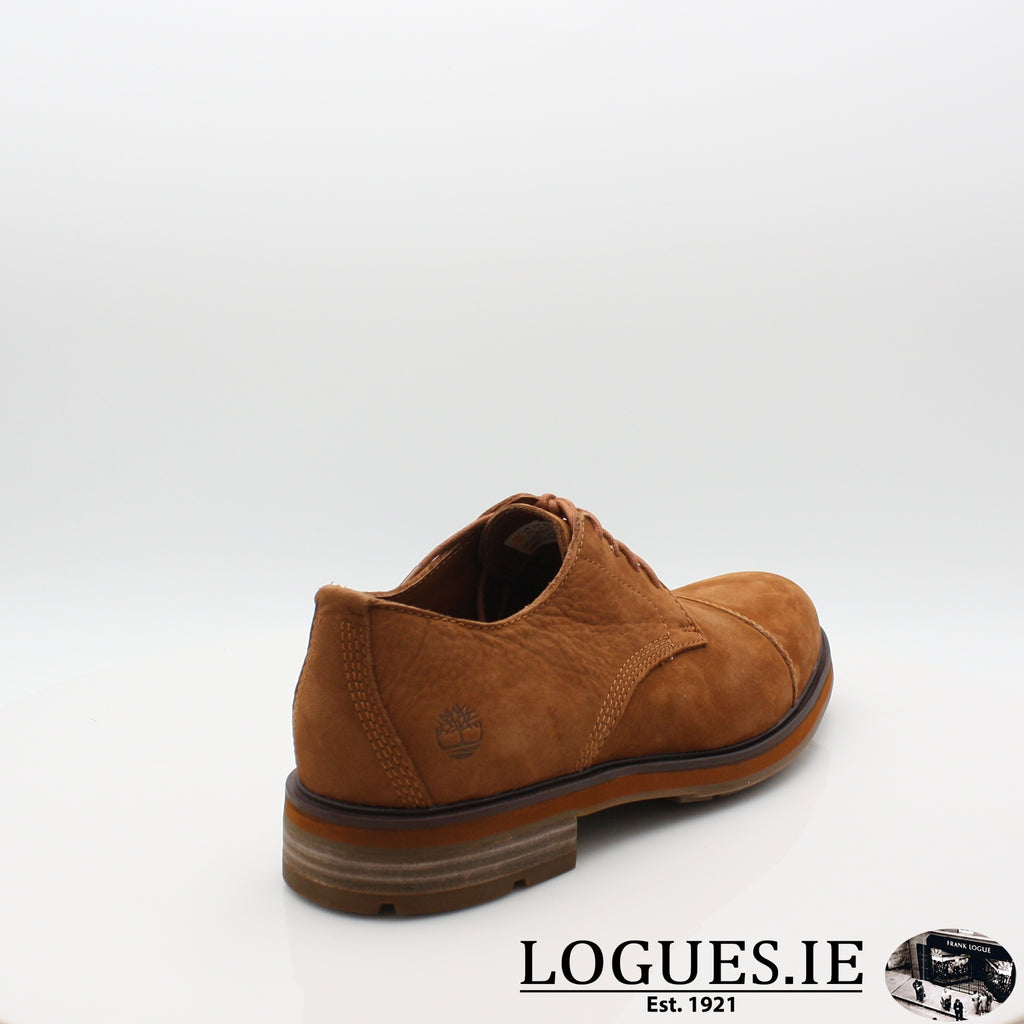 WINDBUCKS CAP TOE OX 19MensLogues ShoesRUST FULL GRAIN / 9.5 UK (10UK)  - 44 EU 10.5 US