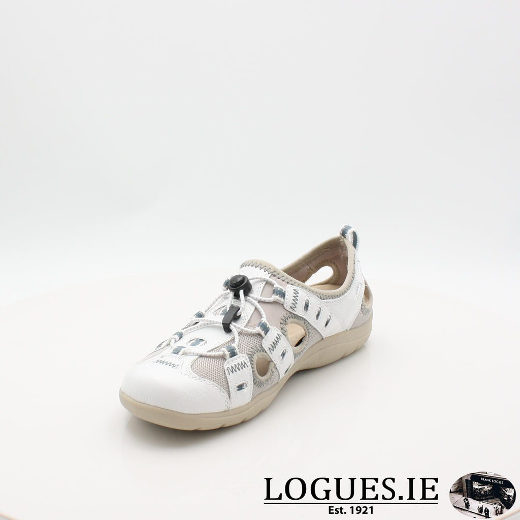 Winona Earth Spirit S19LadiesLogues Shoeswhite 30215 / 5 UK- 38 EU- 7 US