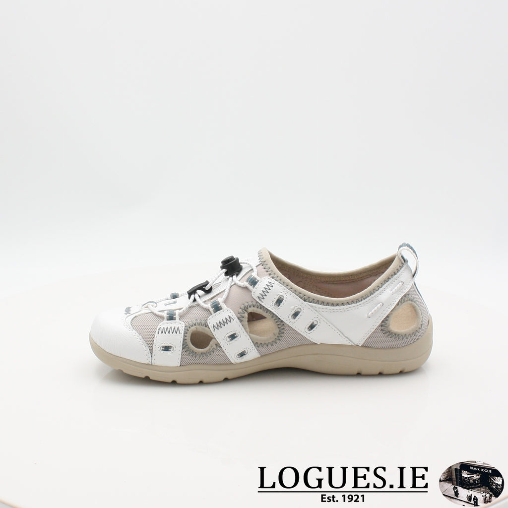Winona Earth Spirit S19LadiesLogues Shoeswhite 30215 / 6 UK- 39 EU - 8 US