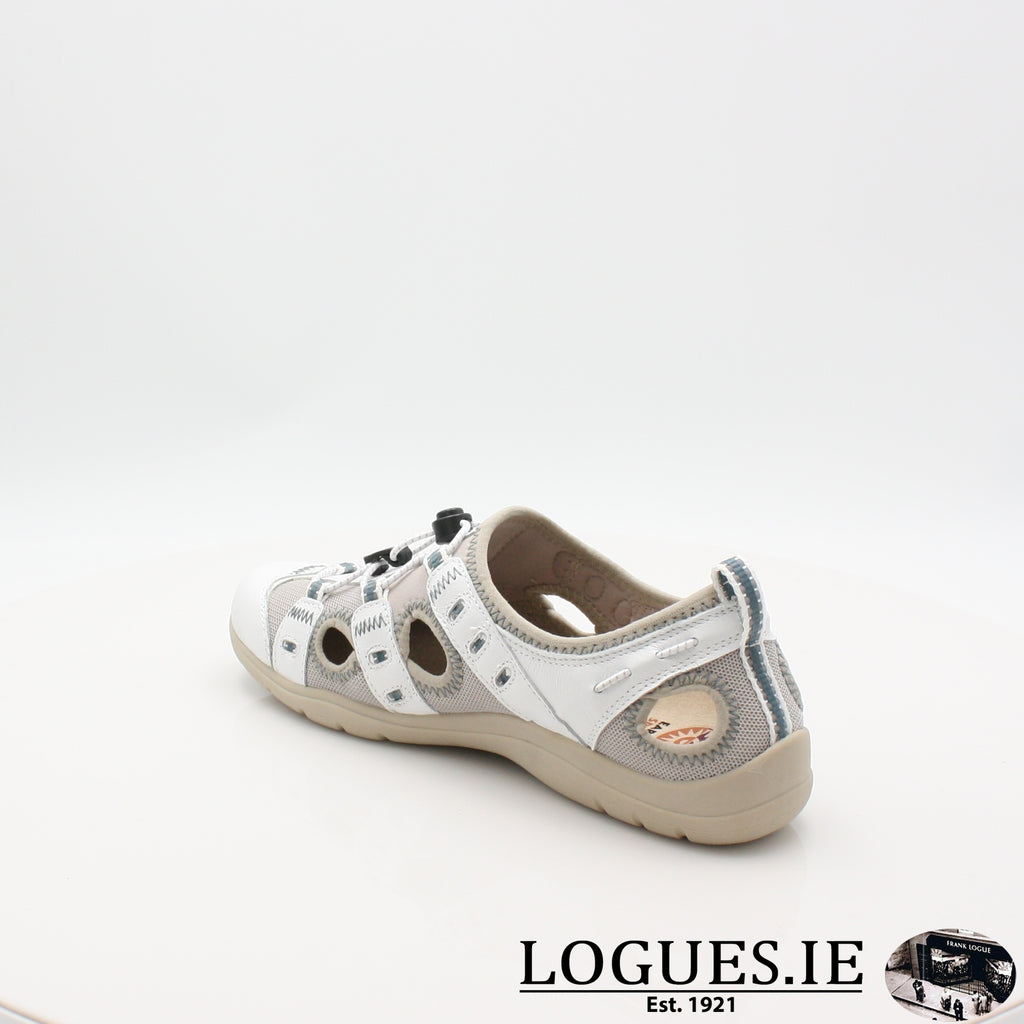 Winona Earth Spirit S19LadiesLogues Shoeswhite 30215 / 7 UK- 41 EU - 9 US