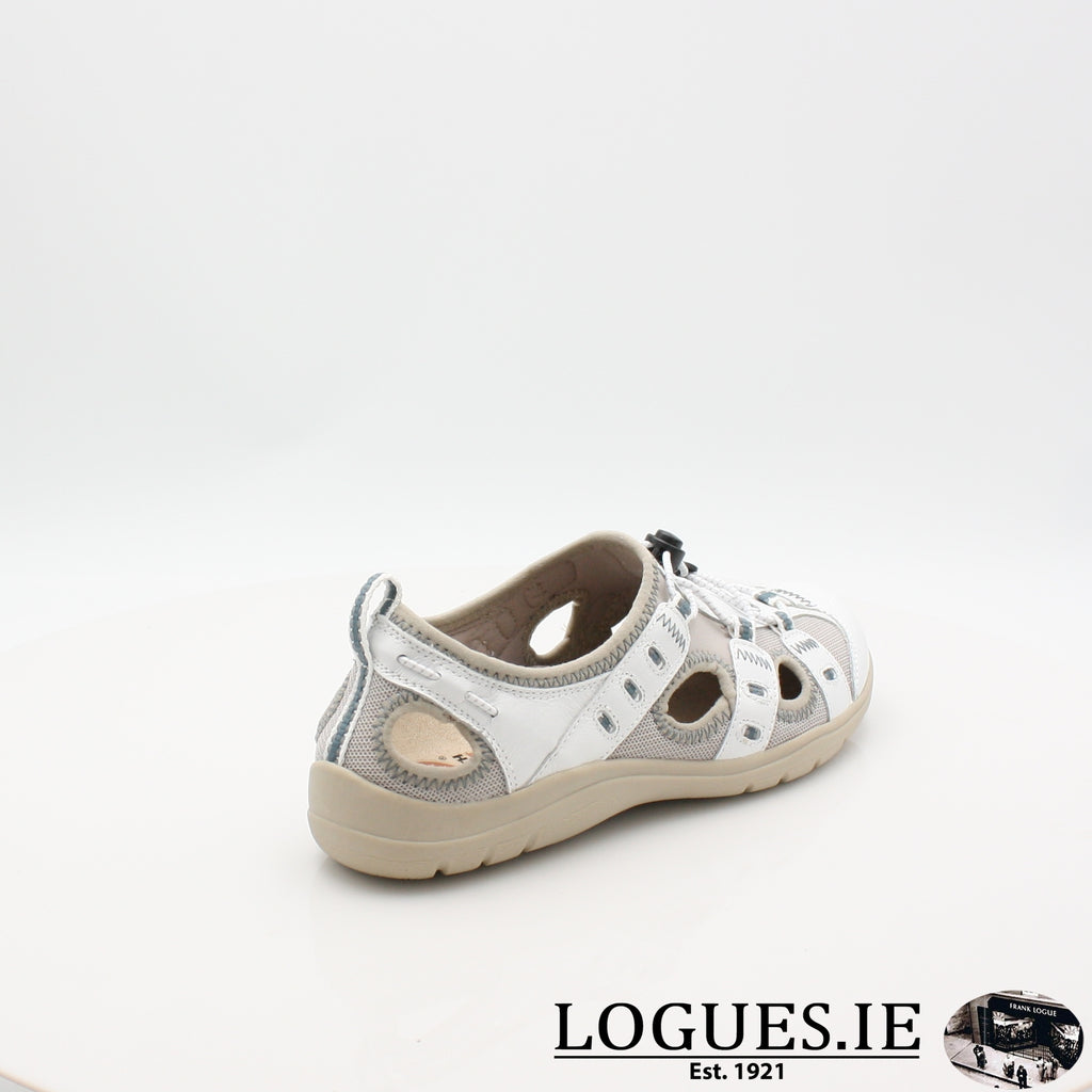 Winona Earth Spirit S19LadiesLogues Shoeswhite 30215 / 8 UK - 42 EU -10 US