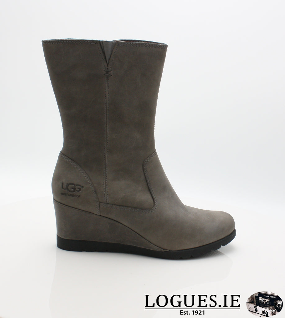 UGGS JOELY A/W 16-SALE-UGGS FOOTWEAR-CHARCOLE-6 US-Logues Shoes